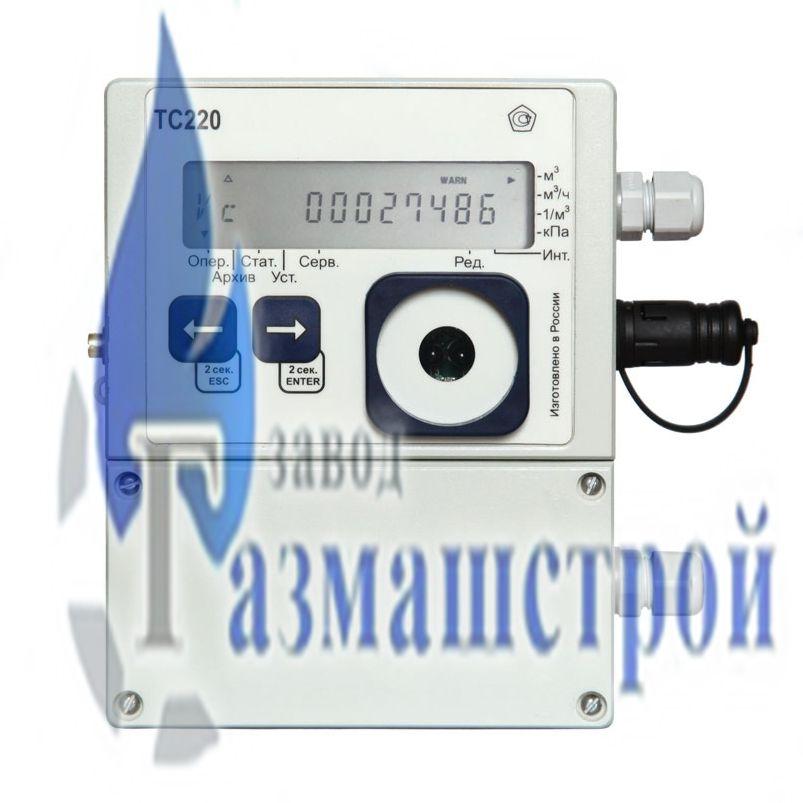 Корректор объёма газа ТС220